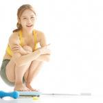 水素水でダイエット効果が出た女性
