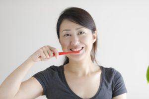 歯周病予防のための歯磨き
