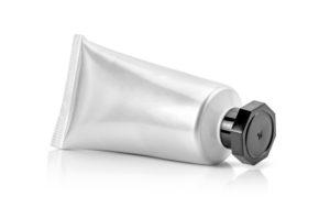 アルミ容器に入った水素水化粧品
