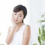 若年性更年期障害を疑う女性