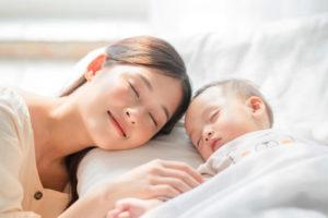 産後の更年期障害が治った女性