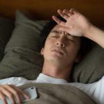 睡眠不足による抜け毛
