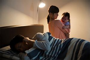 夜泣きの原因と漢方